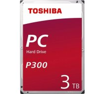 "HDD TOSHIBA P300 3TB SATA 3.0 64 MB 7200 rpm 3,5"" HDWD130UZSVA HDWD130UZSVA"