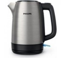 Philips Daily Collection Kettle HD9350/91 2200 W 1.7 L Metal Spring lid / HD9350/91