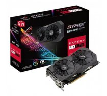 Asus ROG-STRIX-RX570-O4G-GAMING AMD, 4 GB,