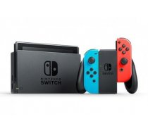 CONSOLE SWITCH / RED / BLUE 10002207 NINTENDO