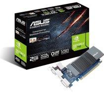 ASUS  GT710-SL-2GD5-BRK NVIDIA GeForce GT 710 2 GB GDDR5 | 90YV0AL3-M0NA00  | 4712900744118
