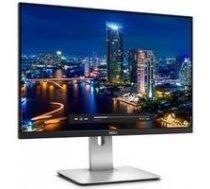 "DELL LCD Monitor  U2415 24.1"" Business Panel IPS 1920x1200 16:10 6 ms Swivel Pivot Height adjustable Tilt Colour Black 210-AEVE   210-AEVE    5397063620869"