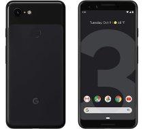 "google  Pixel 3a Black, 5.6 "", OLED, 1080 x 2220 pixels, Internal RAM 4 GB, 64 GB, microSD, Single SIM, Nano-SIM, 3G, 4G, Main camera 12.2 MP, Secondary camera 8 MP, Android, 9.0, 3000 mAh | Google Pixel 3a 64GB (Black)  | 842776111388"