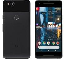 "google  Pixel 4 Black, 5.7 "", P-OLED, 1080 x 2280 pixels, Qualcomm SDM855 Snapdragon 855, Internal RAM 6 GB, 64 GB, Single SIM, Nano-SIM card & eSIM, 4G, Main camera 12.2+16 MP, Secondary camera 8 MP, Android, 10, 2800 mAh   Google Pixel 4 64GB (Black)    842776115423"