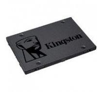 "KINGSTON  A400 960G SSD, 2.5"" 7mm, SATA 6 Gb/s, Read/Write: 500 / 450 MB/s | SA400S37/960G  | 740617277357"