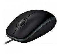 LOGITECH Logitech B110 mouse Ambidextrous USB Type-A Optical 1000 DPI   5099206080539    5099206080539