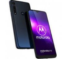 Motorola  XT2016-1 Moto One Macro Dual 64GB space blue | T-MLX38831  | 0723755137653