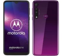 Motorola  XT2016-1 Moto One Macro Dual 64GB ultra violet | T-MLX39849  | 0723755138186