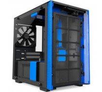 NZXT  H200i MINI-ITX CASE (BLACK/BLUE) | CA-H200W-BL  | 5060301693979