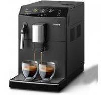"PHILIPS Akcija!  ""Super-automatic"" espresso kafijas aparāts, 1850W (melns) | HD8827/09  | 8710103772491"