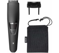 Philips  Beard Trimmer BT3226/14 Cordless or corded, Step precise 0.5 mm, 20 lock-in length settings, Black | BT3226/14  | 8710103844235