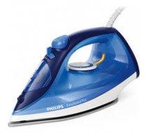 Philips  EasySpeed GC2145/20 iron Steam iron Ceramic soleplate 2100 W Blue, White | GC2145/20  | 8710103839187