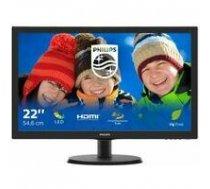 Philips  V Line LCD monitor with SmartControl Lite 223V5LHSB2/00 | 223V5LHSB2/00zzz  | 8712581735838