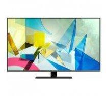 "SAMSUNG TV Set||4K/Smart|85""|QLED|3840x2160|Wireless LAN|Bluetooth|Tizen|Colour Black / Silver|QE85Q80TATXXH | QE85Q80TATXXH  | 8806090280337"