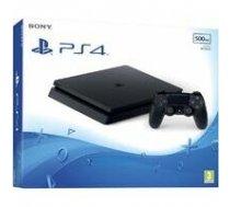 Sony PlayStation 4 Slim 500 GB Jet Black   CUH-2216A/B    711719407577