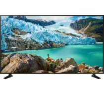 "TV Set SAMSUNG 4K/Smart 55"" 3840x2160 Wireless LAN Bluetooth Tizen Colour Charcoal Black UE55RU7092UXXH   UE55RU7092UXXH    8806090034350"