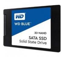"WESTERN DIGITAL SSD||Blue|500GB|SATA 3.0|TLC|Write speed 530 MBytes/sec|Read speed 560 MBytes/sec|2,5""|MTBF 1750000 hours|WDS500G2B0A | WDS500G2B0A  | 718037856308"