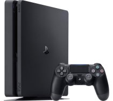 PlayStation PLAYSTATION 4 CONSOLE 500GB/SLIM BLACK CUH-2216A SONY