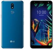 Mobilais telefons LG LM-X420EMW K40 Dual platinum