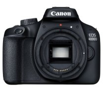 Spoguļkamera Canon EOS 4000D 18-55 III Black