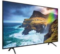 "Televizors TV Set|SAMSUNG|4K/Smart|65""|QLED|3840x2160|Wireless LAN|Bluetooth|Wi-Fi Direct|Tizen|Colour Black|QE65Q70RATXXH"