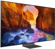 "Televizors TV Set|SAMSUNG|4K/Smart|75""|3840x2160|Wireless LAN|Bluetooth|Tizen|Colour Black|QE75Q90TATXXH"