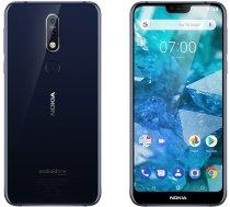 Mobilais telefons Nokia 7.1 Dual 32GB blue