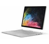 """Portatīvais dators Microsoft Surface Book 3 Hybrid (2-in-1) 34.3 cm (13.5"""") 3000 x 2000 pixels Touchscreen 10th gen Intel® Core™ i5 8 GB LPDDR4x-SDRAM 256 GB SSD Wi-Fi 6 (802.11ax) Windows 10 Pro Platinum"""