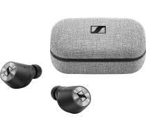 Austiņas Sennheiser MOMENTUM True Wireless 2 Earbuds - Black Headphones In-ear USB Type-C Bluetooth