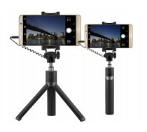 Selfiju statīvs Huawei AF14 Selfie Koks / Tripods / Statīvs Melns