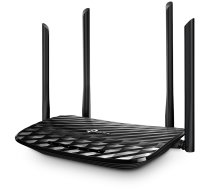 Rūteris Wireless Router|TP-LINK|Wireless Router|1200 Mbps|IEEE 802.11a|IEEE 802.11a/b/g|IEEE 802.11n|IEEE 802.11ac|1 WAN|4x10/100/1000M|ARCHERC6