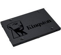 "SSD cietais disks KINGSTON A400 240G SSD, 2.5"" 7mm, SATA 6 Gb/s, Read/Write: 500 / 350 MB/s SA400S37/240G"