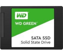 """SSD cietais disks SSD WD Green (2.5"""", 480GB, SATA III 6 Gb/s) WDS480G2G0A"""