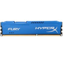Kingston 4GB DDR3 PC12800 CL10 DIMM HyperX Fury Blue HX316C10F/4
