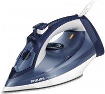 Gludeklis Philips PowerLife GC2996/20, zila/balta