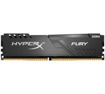 Operatīvā atmiņa (RAM) Kingston HyperX Fury Black HX424C15FB3/16 DDR4 16 GB CL15 2400 MHz