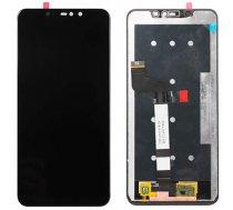 Mobilo tālruņu rezerves daļas Xiaomi Redmi Note 6 Pro Black LCD Screen
