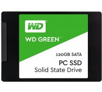 "Western Digital Green 120GB SATAIII 2.5"" WDS120G2G0A"