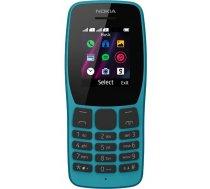 Mobilais telefons Nokia 110, zila/4MB