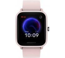 Viedais pulkstenis Xiaomi Amazfit Bip U Pro, rozā