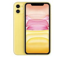 Mobilais telefons Apple iPhone 11 Yellow, 64 GB
