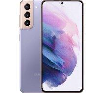Mobilais telefons Samsung Galaxy S21 5G 8/256GB Phantom Violet (bojāts iepakojums)