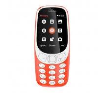 Mobilais telefons Nokia 3310 2017, sarkana/16MB