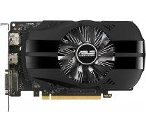 Videokarte Asus GeForce GTX 1050 TI PH-GTX1050TI-4G 4 GB GDDR5