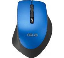 Datorpele Asus WT425 Blue, bezvadu, optiskā
