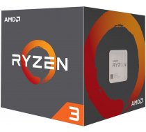Procesors AMD Ryzen 3 1200 3.4GHz 10MB BOX YD1200BBAEBOX