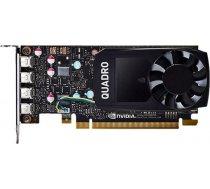 Dell Quadro P620 2GB GDDR5 PCIE Half Height 490-BEQY