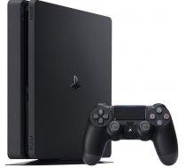 Spēļu konsole Sony PlayStation 4 Slim, Ethernet LAN (RJ-45) / 3.5 mm (AUX) / Wi-Fi / Wi-Fi Direct / Audio Out / Bluetooth 2.1