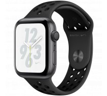 AppleWatch Nike+ Series4 GPS, 44mm Space Grey Aluminium Case with Anthracite/Black Nike Sport Band, Model A1978