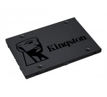 KINGSTON 480GB SSDNow A400 SATA3 6Gb/s 2.5inch 7mm height / up to 500MB/s Read and 450MB/s Write